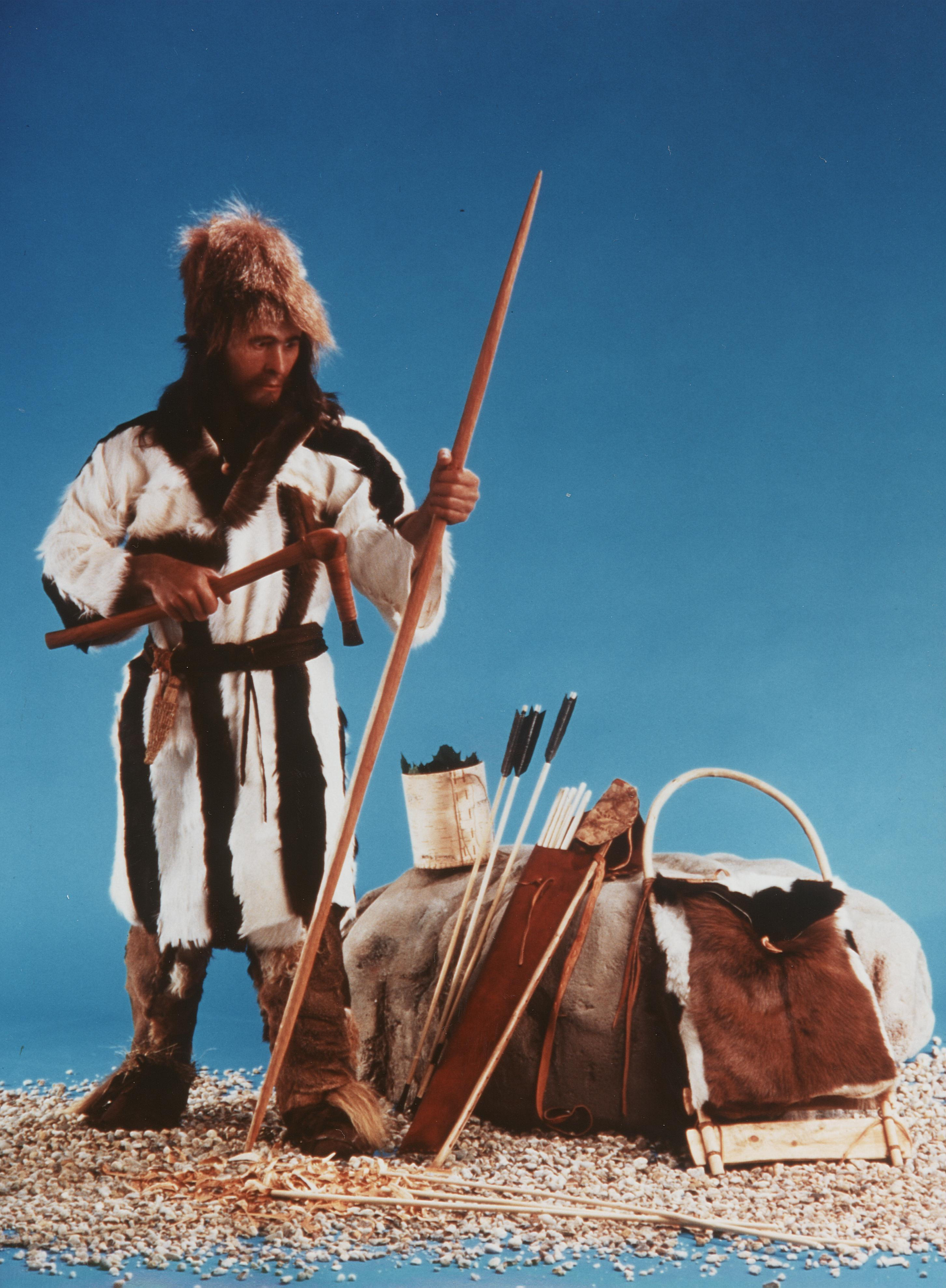 Sonderausstellung: Ötzi – Der Mann aus dem Eis. | KeltenWelten e. V ... Neanderthal 1