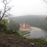 Blick auf das Kloster Weltenburg Foto: Sorcan