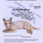 Plakat Heisenbergs Tierleben2