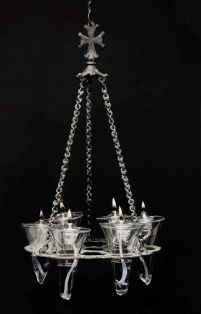 sonderausstellung licht lampen und leuchter der antike keltenwelten e v. Black Bedroom Furniture Sets. Home Design Ideas