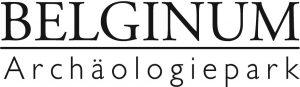 Belginum_Schriftzug Logo sw